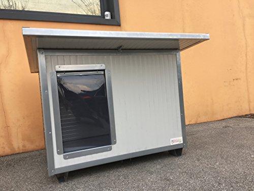 ITALIA BOX DESIGN Cuccia COIBENTATA Standard per Cani