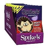 Spikes Meaty Feast Hedgehog Food 140g 8 Pack