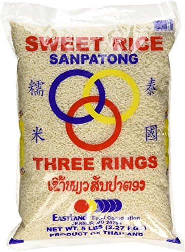 Three Rings Thai Sticky Rice