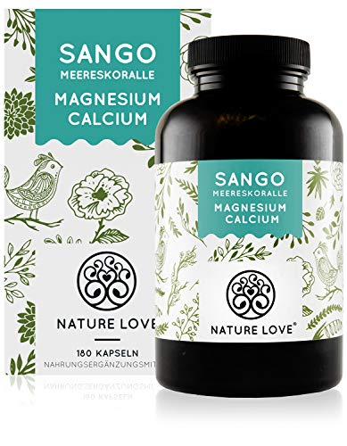 Nature Love Sango Meereskoralle Bild