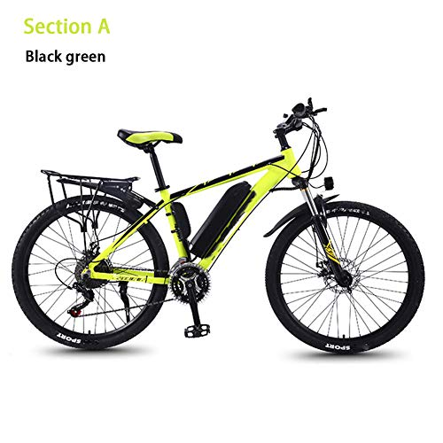 HWOEK Elektrisches Mountainbike, 350W Motor 26