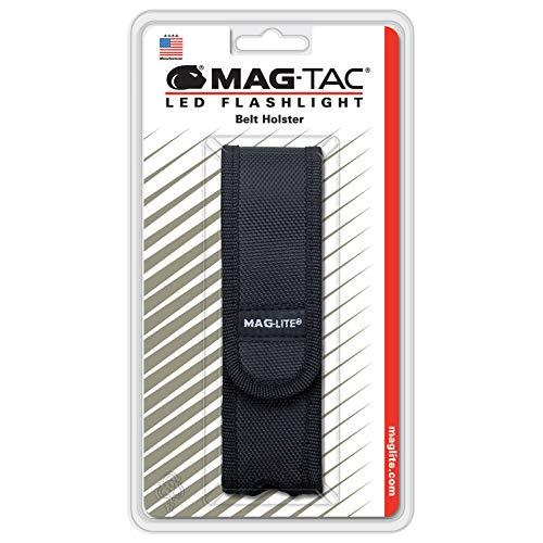 MagLite Accessory MAG-TAC Nylon Belt Holster, Black by MagLite