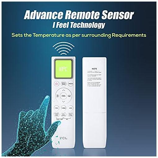 TCL 1.5 Ton 3 Star Fast Cooling, Wifi, AI Inverter Split AC