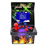 FAJ7G Consola de Juegos portátil Pantalla a Color de 2,5 Pulgadas Consola de Juegos Arcade Retro clásica 200 Consola de Videojuegos portátil Que admite Salida de TV