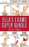 Ella's Exams Super Bundle (Six Steamy Medical Play Stories): Ella's First Exam, Ella's Second Exam, Ella's Third Exam, Ella's Fourth Exam, Ella's Fifth Exam, AND Ella's Sixth Exam (English Edition)