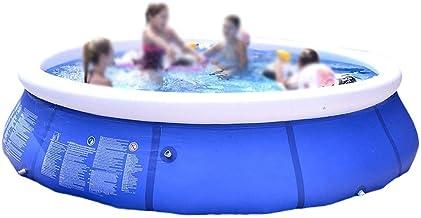 XBSXP Bañeras Bañera Piscina de Playa al Aire Libre Bañera Plegable Piscina Hinchable Engrosada Piscina Familiar Grande Disponible en Todas Las Estaciones Piscina para niños y Adultos