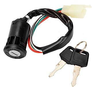 4 Pin Ignition Key Switch 4 Wire for Sunl Roketa Kazuma...