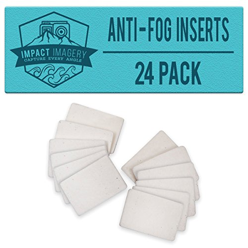 Impact Imagery - Anti Fog Inserts (24 pk)
