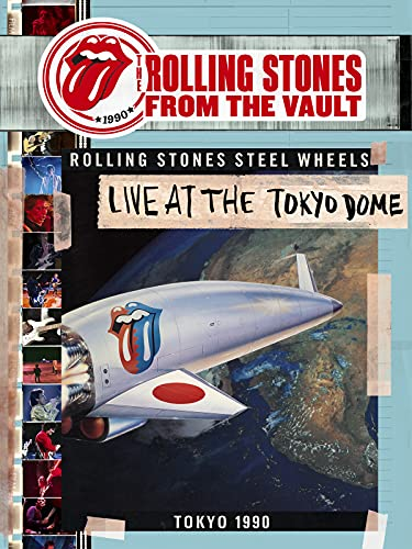 The Rolling Stones - From The Vault: Tokyo Dome 1990 [OV]