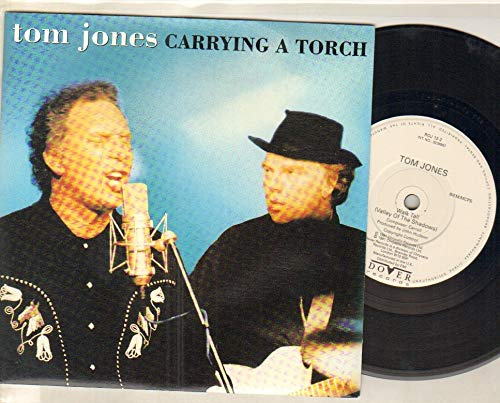 TOM JONES - CARRYING A TORCH - 7 inch vinyl / 45