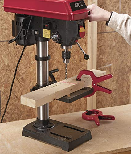 How to Drill Wood with a Drill Press