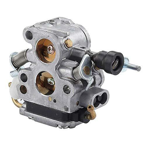 Motocicleta 506450501 carburador para H&usqvarna 135140 140E 435440 435E 440e Piezas de Motosierra reemplazar carburador Motor Carb Carburador