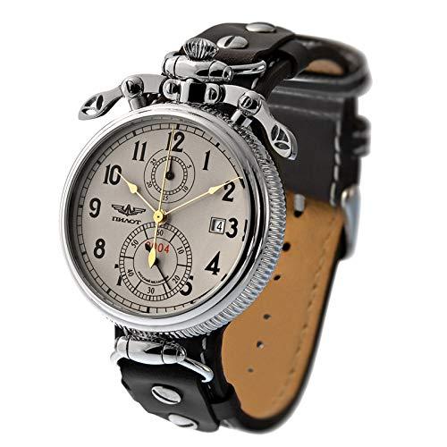 POLJOT Uhr 3133 Chronograph 6XM Marine Chronometer Schiff