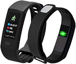 Smart Bracelet I´MSO HEALTHY, Health and Fitness Tracker. Affordable watch and accurate Steps, Calories, Body Temperature,...