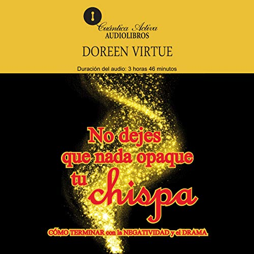 No dejes que nada opaque tu chispa [Don´t Let Anything Dull Your Sparkle] Titelbild