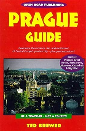 Prague Guide (Open Roads Prague Guide) by Ted Brewer (1999-10-21)