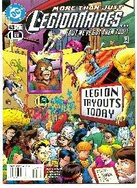 Comic Legionnaires #43 DC Book