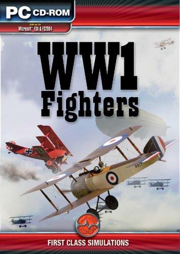 Flight Simulator 2004/X - WW1 Fighters (Add-On)   [UK Import]