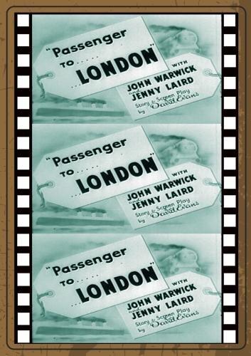 passenger to london