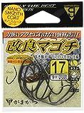 がまかつ(Gamakatsu) バラ 改良マゴチ(ナノスムースコート) 17