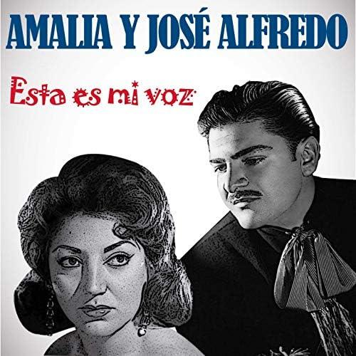 Amalia Mendoza & José Alfredo Jiménez