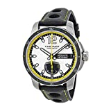 Chopard G.P.M.H. Power Control Titanium And Steel Mens Watch 168569-3001
