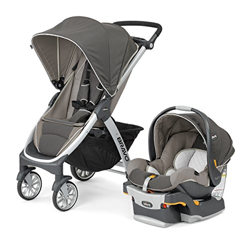 Chicco Bravo Trio Travel System, Papyrus