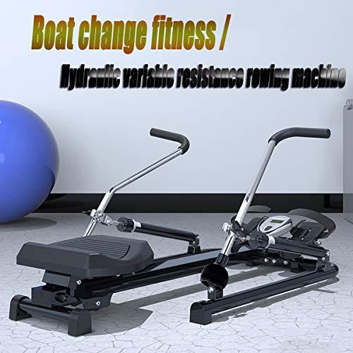 NXX Multifunktionale Rudergeräte Indoor Sports Fitness-Trainingsgeräte Heim Hydraulische Rudergeräte Bauchtrainer