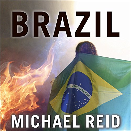 Brazil audiobook cover art
