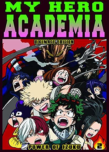 Power Of Izuku: Book 2 New 2021 Adventure action shonen manga Comic For Children Great My Hero Academia (English Edition)