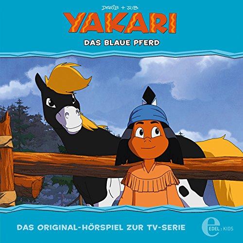 Das blaue Pferd. Das Original-Hörspiel zur TV-Serie Titelbild