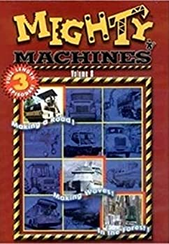 Mighty Machines Vol 8  Making a Road / Making Waves / In the Forest