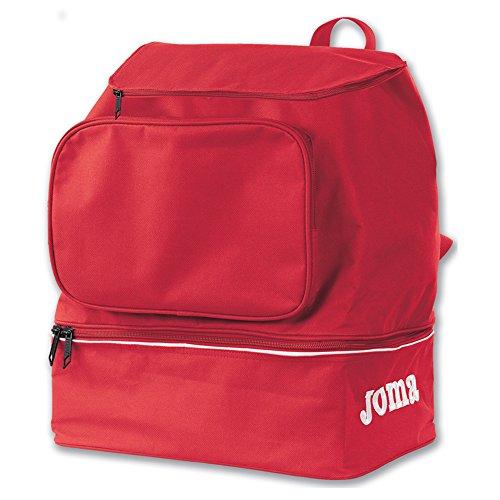 Joma Training II Mochila, Unisex Adulto, Rojo, S