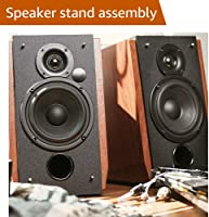 Speaker Stand Assembly and Setup