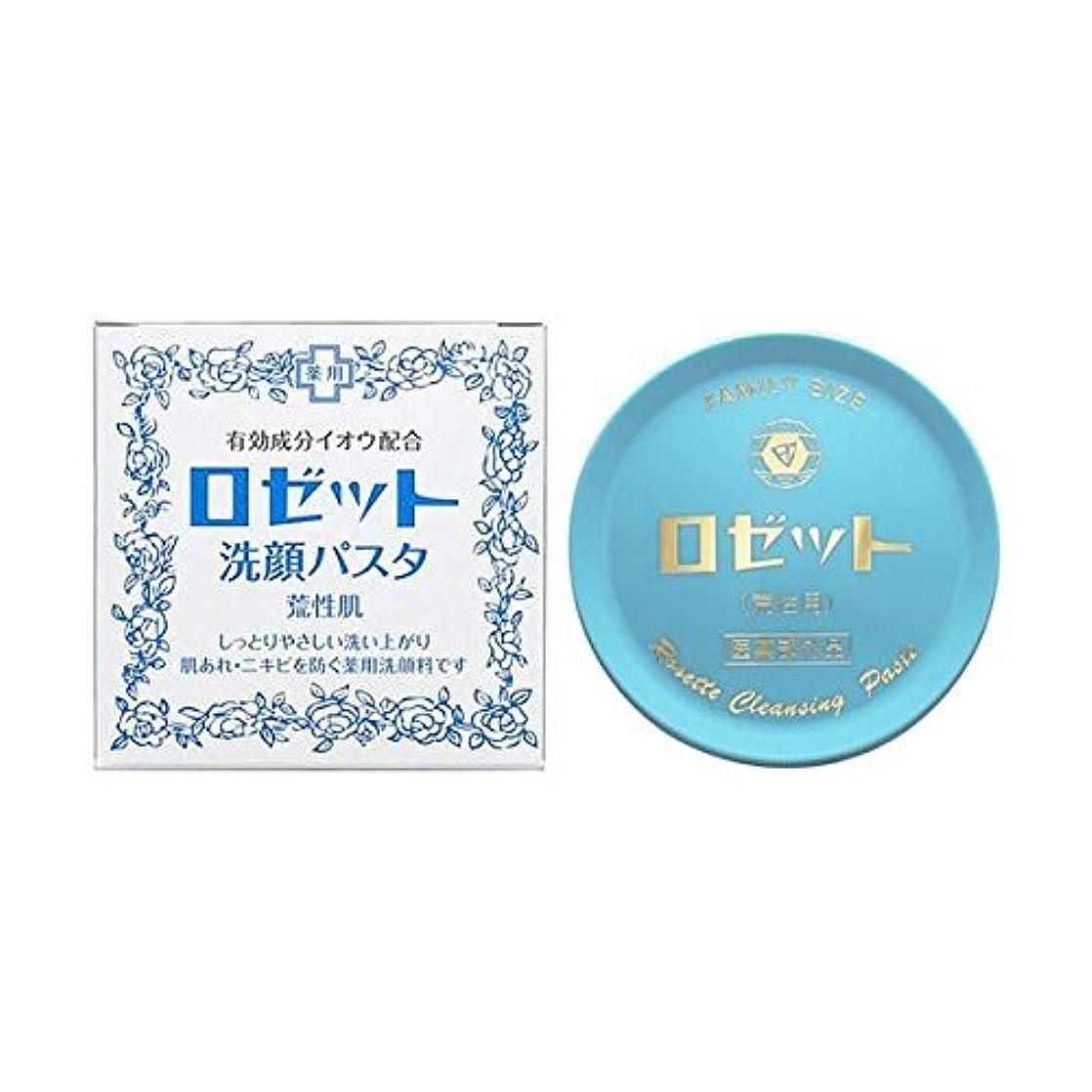 ギャラリーリングバック市民【お徳用 5 セット】 ロゼット 洗顔パスタ 荒性肌 90g×5セット