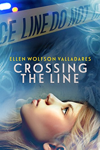 Crossing The Line by Ellen Wolfson Valladares ebook deal