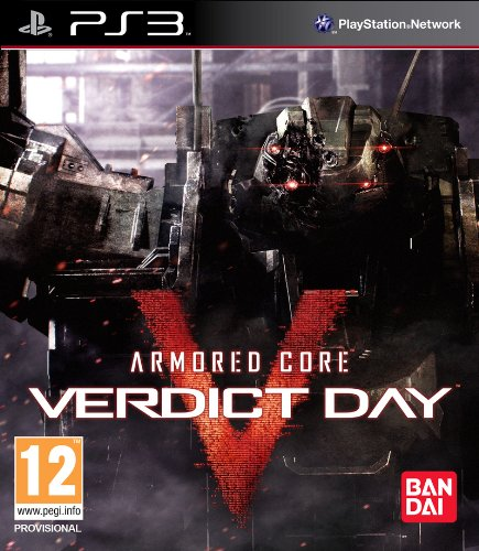 Armoured Core : Verdict Day [import anglais]