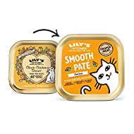 Lily's Kitchen Wet Cat Tray Classic Chicken Dinner 85g (Pack of 19)