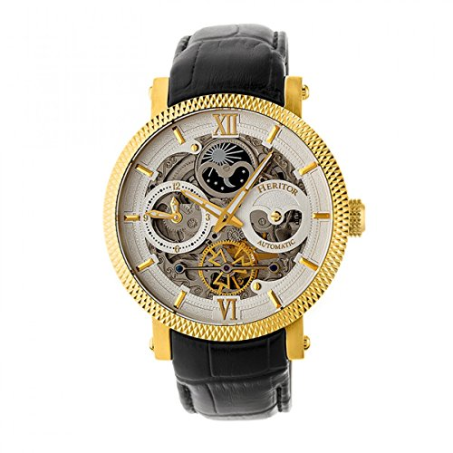 Heritor Automatic Men's 'Aries Skeleton'...