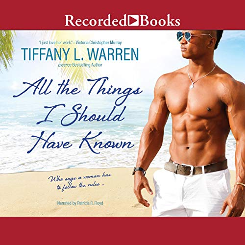 All the Things I Should Have Known audiobook cover art