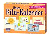 Unser Kita-Kalender: 48 Bildkarten zur Orientierung im Jahr (Kleine Helfer im Kita-Alltag) - Gesa Rensmann