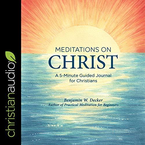 Meditations on Christ cover art