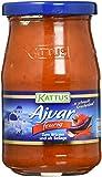 Kattus Ajvar, Paprikamark feurig, 4er Pack (4 x 330 g)