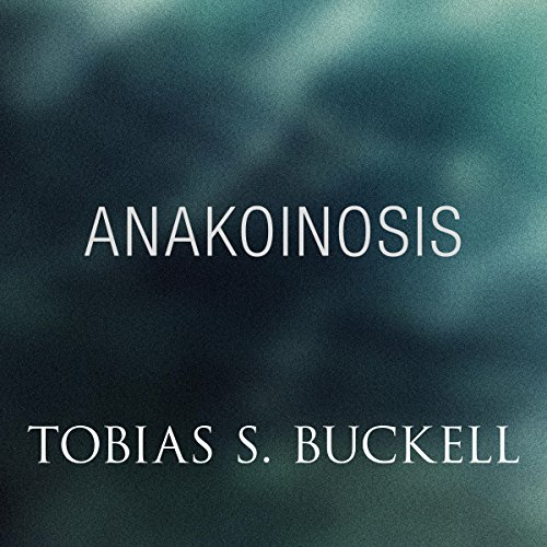 Anakoinosis audiobook cover art