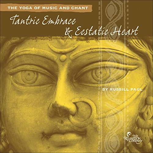 Tantric Embrace & Ecstatic Heart audiobook cover art