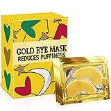 iMethod Under Eye Bags Treatment - iMethod Dark Circles Under Eye Treatment, Eye Mask For Puffy Eyes, Puffy Eyes Treatment, Under Eye Patches, Undereye Gel Pads, 20 Pairs