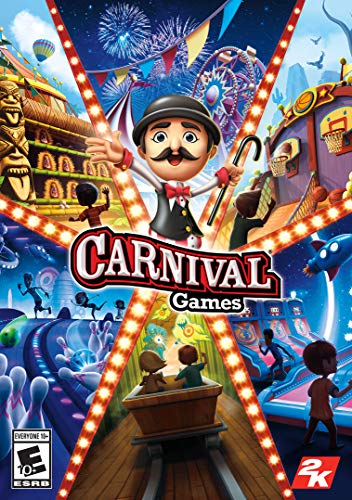 Carnival Games Standard - PC [Online Game Code] is $10 (75% off)