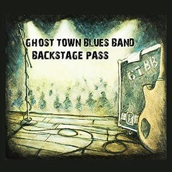 Backstage Pass (Live)