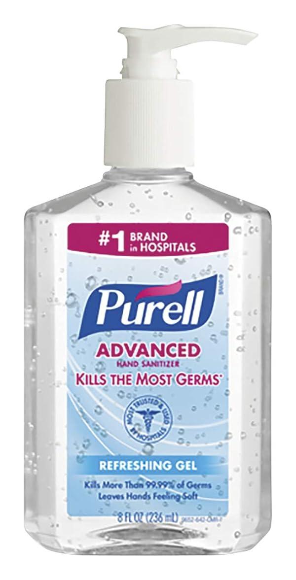 スラムオデュッセウス議論するPURELL Instant Hand Sanitizer, 8-oz. Pump Bottle by Purell
