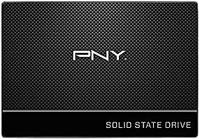 PNY CS900 SSD Interne SATA III, 2.5 pouces, 120Go, Vitesse de lecture jusqu'à 515MB/s